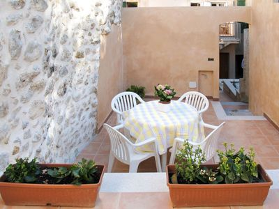 Photo for 3 bedroom Villa, sleeps 5 in Campanet with Air Con and WiFi