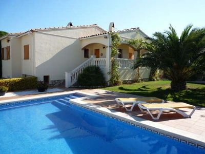 Photo for Villa Ginesta - Super Detached Villa with Beautiful Gardens and Private Pool