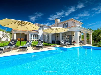 Photo for Luxury villa with private pool near Porec