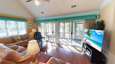Photo for FULL Access to Activity Center! Close to the Beach! Spacious Screened Porch!