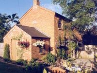 Cosy cottage, in a lovely village with great walks and a pub selling real ale and sumptuous food.