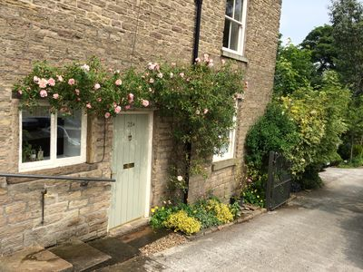 Self contained two bedroom property located on the edge of Peak district.