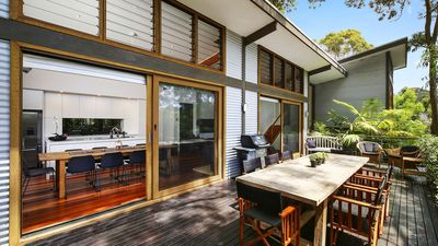 Photo for SALTY PAWS, MACMASTERS BEACH - PET FRIENDLY, 130 METERS TO BEACH