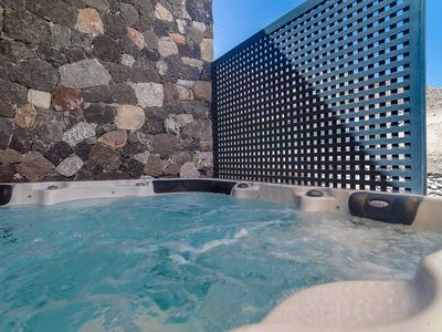Photo for Rock Villa Myth | Bioclimatic Villa, Jacuzzi, 110 sq.m, Up to 5 guests