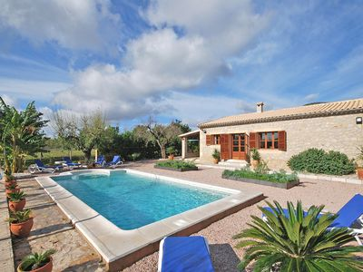Photo for PINARET - Country house with swimming pool in Binissalem