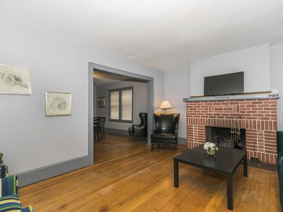 Photo for Inviting 4BR Colonial Close to Asbury Boardwalk