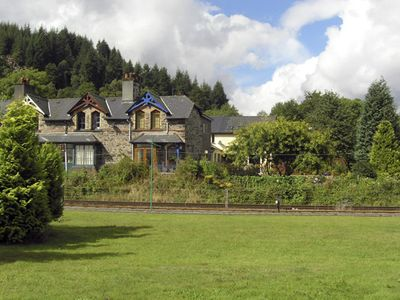 Photo for NO 1 RAILWAY COTTAGES, family friendly in Betws-Y-Coed, Ref 3805