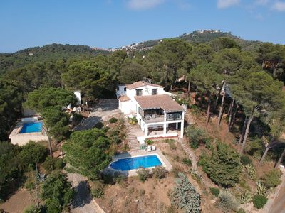 Photo for Villa 6 people -3 Bedrooms with private pool, Panoramic Views