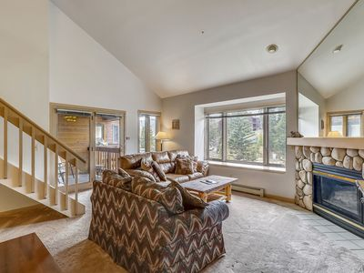 Photo for (DISCOUNTS AVAILABLE) Luxurious3BR/3.25BA/GreatLocation/Ski-in/out