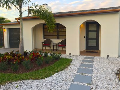 Photo for 2BR- 1 BA Beautifully Designed Home, close to all the action of Delray