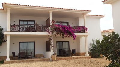 Photo for Luxury self catering 2 Bedroom Apartment on the 5 Star Resort Melia Tortuga Beac