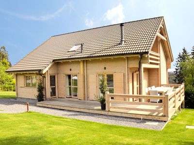 Photo for New, luxurious villa with sauna, Jacuzzi, recreation room and large enclosed garden