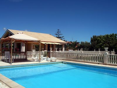 Photo for beautiful villa with private pool, large garden and lots of space