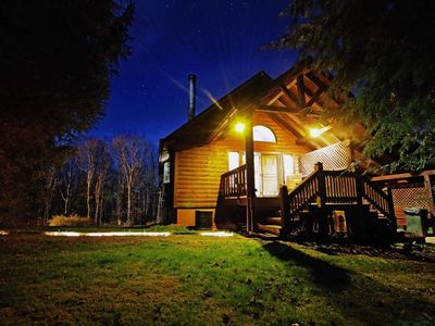 Photo for LUXURY AFFORDABLE CABIN RENTALS MINUTES FROM THE NEW RIVER RECREATION AREAN