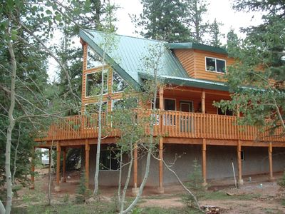 Photo for 4BR Cabin Vacation Rental in Duck Creek Village, Utah