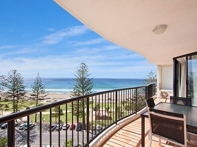 Photo for Calypso Tower Unit 702 - Stunning Ocean views Coolangatta to Surfers Paradise