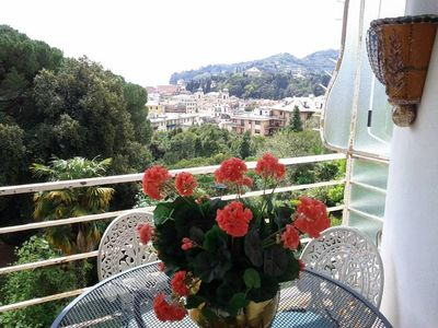 Photo for Apartment with garden. A nest of peace just 5 minutes from the sea and from the