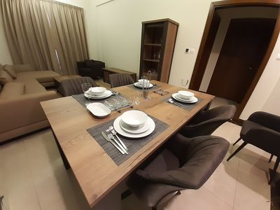 Photo for BRAND NEW FULL FURNISHED 1 BEDROOM APARTMENT |JVC