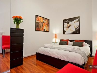 Photo for Friendly Rentals The Catullo Apartment in Rome