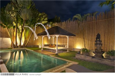 Spacious 3 Bedroom Villa Seminyak (MGU2)