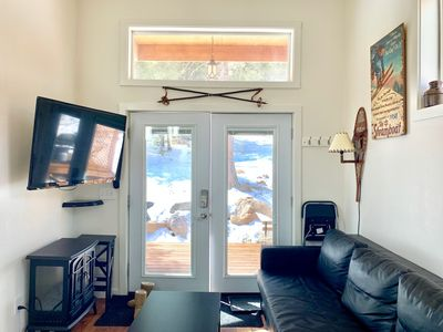 Photo for Fully-Furnished Cabin in the Rocky Mountains!