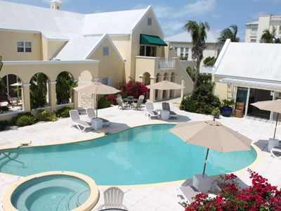 Photo for One bedroom, 100 STEPS TO GRACE BAY BEACH & BEST SNORKELING, open July 4!