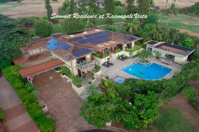 Summit Residence Aerial View