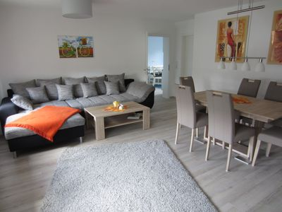 Photo for Fewo Bienwald 105 m², ideal for families and can accommodate 2 - 6 people