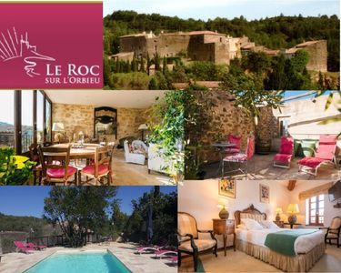 Photo for home bread oven / 8pers / air-conditioned / heated pool / jacuzzi / Carcassonne