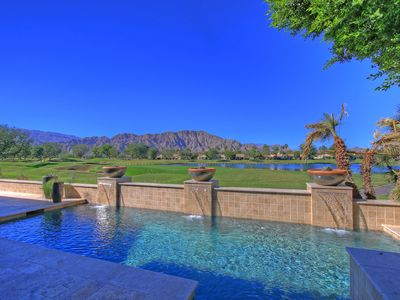Photo for 129LQ TOTALLY REMODELED WITH NEW POOL THE STADIUM COURSE PGA WEST