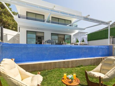 Photo for 2 BEDROOMS SECLUDED VILLA VADI-1