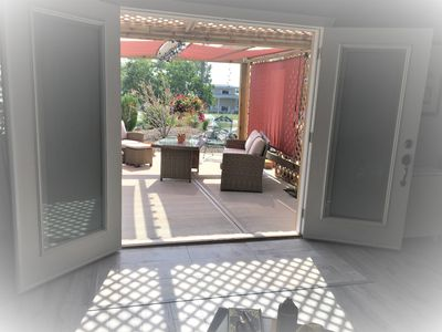 Photo for Walking distance to downtown & beach. Brand new suite, quiet cul de sac.