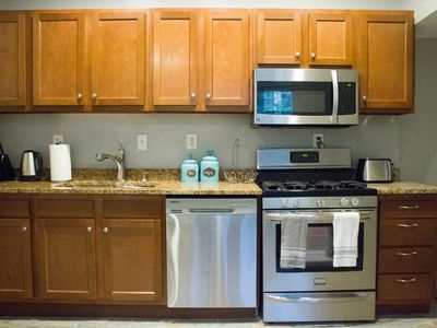 Photo for Cozy House - Newly Remodeled 5 BR Home; 10 Guests