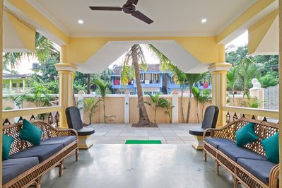 6bhk Villa with shared pool in Calangute- phase 2 (Villa calangute Phase 2 beautiful gallery)