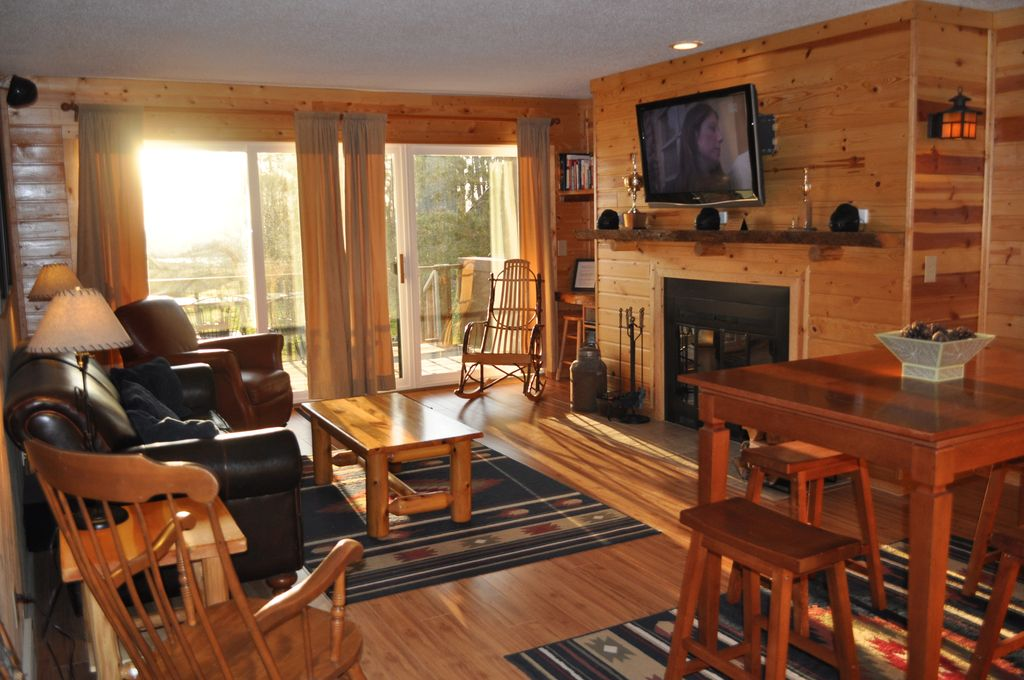 release date: 40645 cbbf3 Shanty Creek, Michigan  2 Bedroom 2 Bath Ski In Out and Golf View Condo