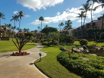 Photo for Kamaole Sands 8-109 Ground Floor with large lanai