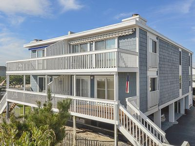 Photo for FREE DAILY ACTIVITIES INCLUDED!  AMAZING OCEANFRONT CONDO IN NORTH FENWICK!!!