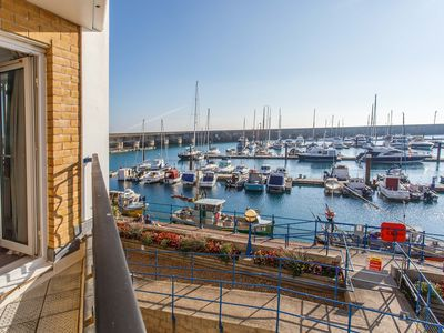 Photo for Brighton Marina with views. 3 Bed,3 Bath Apartment.5 mins from beach, sleeps 6-7