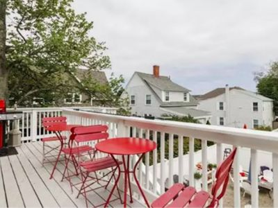 Photo for **New** Lovely beachside two-bedroom apartment with sundeck