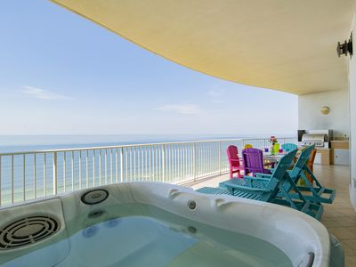 Photo for WOW! TURQUOISE PLACE C1206! YOUR LUXURY GULF FRONT TURQUOISE PLACE VACATION HOME