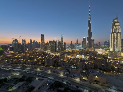 Photo for 360˚ Burj Khalifa & Downtown Views-2BR Unit