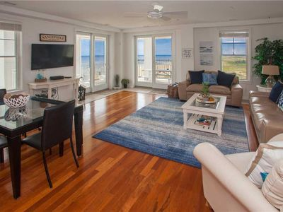 Photo for B311 Sea View: 4 BR / 4 BA condominium in Virginia Beach, Sleeps 9
