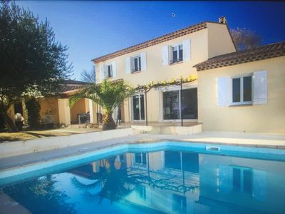 Photo for Beautiful and large Villa with swimming pool not overlooked