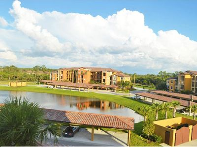 Photo for Be the First to Stay in this Sparkling New Treviso Bay Condo!