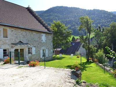 Photo for Typical farmhouse located in the Vercors Autrans