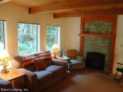 Photo for Vacation home 67MF Private Cabin near Silver Lake in Maple Falls - 5 persons, 3 bedrooms