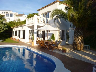 Photo for Detached Villa set in a peaceful location with stunning views.