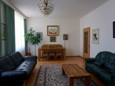 Photo for 100sqm 4 bedroom Apartment, 5 mins walk to the Cathedral