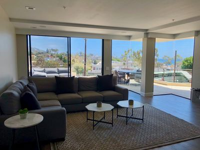 Photo for Newly remodeled two bedroom condo overlooking Downtown Laguna Beach, walking distance to beach!