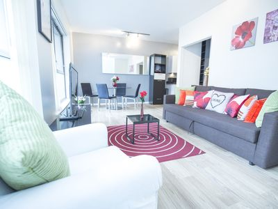 Photo for 2 Bed Flat Kings Cross St Pancra